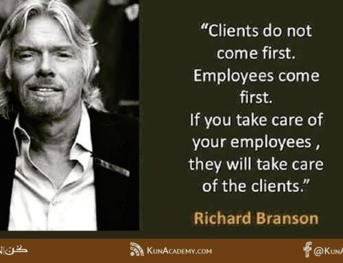 Employees Come First!
