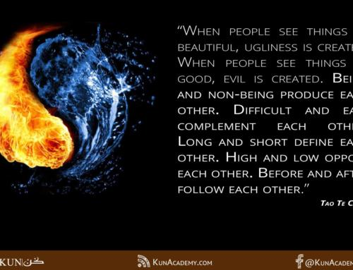 Opposites Define and Complement Each Other!