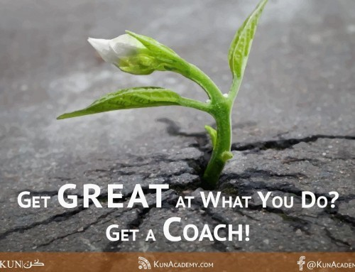 Want to Get Great at What You Do? Get a Coach!